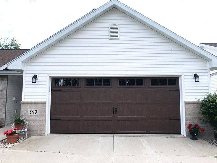 Garage Door Replacement in Waupaca, WI
